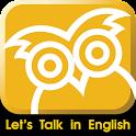 大家說英語 icon