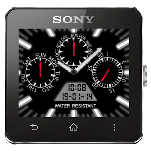 A16 WatchFace for SmartWatch2 生活 App LOGO-APP試玩