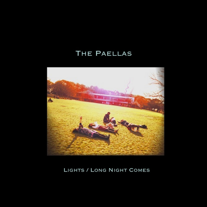 The Paellas - Lights / Long Night Comes