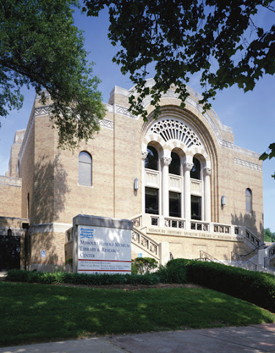 Missouri History Museum Library And Research Center In
