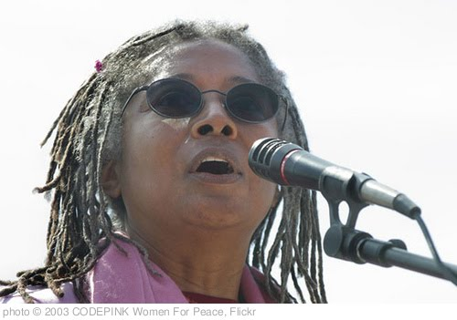 'alice walker 1.jpg' photo (c) 2003, CODEPINK Women For Peace - license: http://creativecommons.org/licenses/by-sa/2.0/