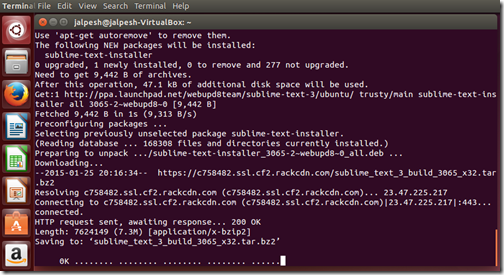 Sublime-text-install