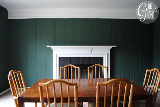 Chard Dining Room Wall Color