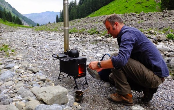faltovn camping stove