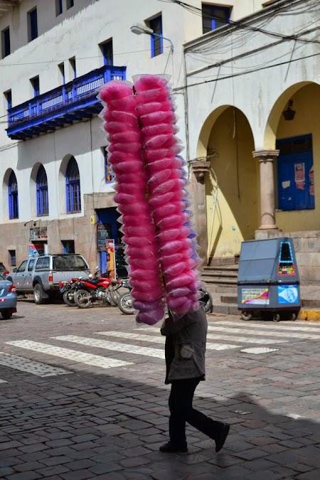 vata de bat in Cusco