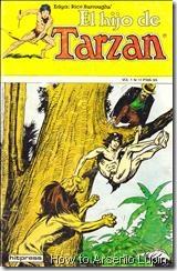 P00011 - El hijo de Tarzan  por Ro