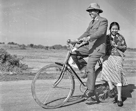 Sepeda onthel bapakku (si jadul yang makin dicari)