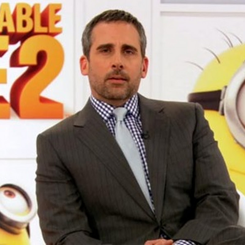 Steve Carell Returns as Super villain Gru in Despicable Me 2