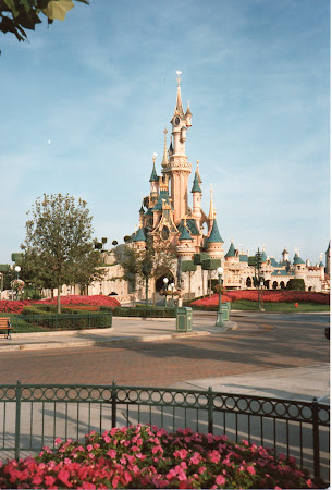 DisneyLand Paris, palatul frumoasei din padure adormita