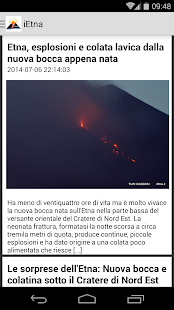 iEtna- screenshot thumbnail