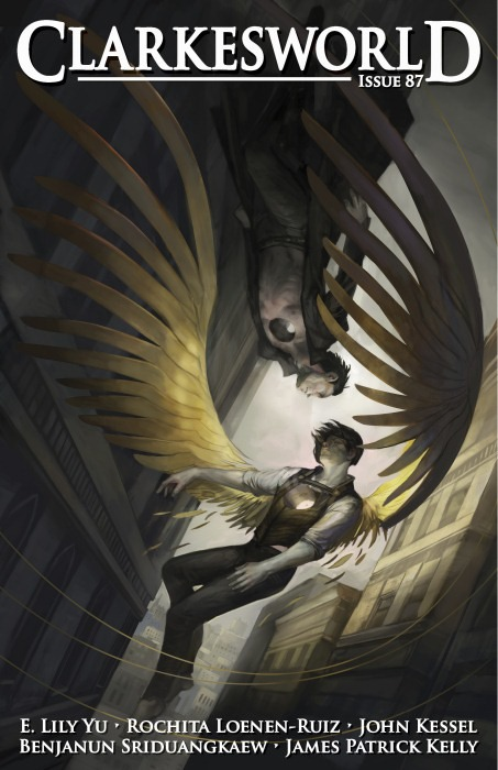 Clarkesworld Magazine Issue 87