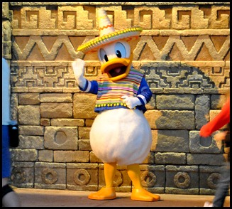 18 - Donald Duck in Spain