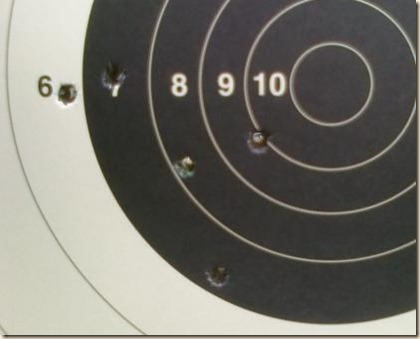 DRS Hornady BTHP Match 68gr - Open Sights