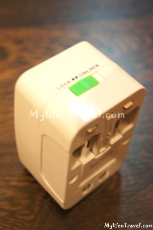 International Adapter 10
