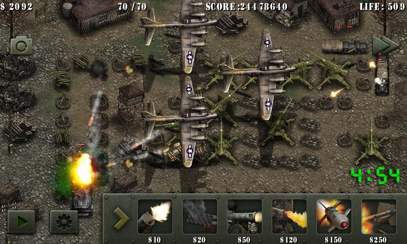 Soldiers of Glory: World War 2- screenshot
