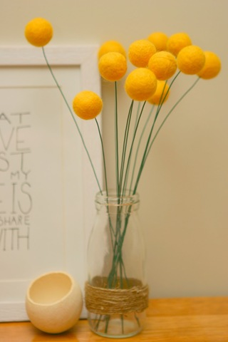 diy billy buttons 2