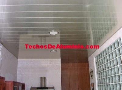 Techos aluminio Arroyomolinos