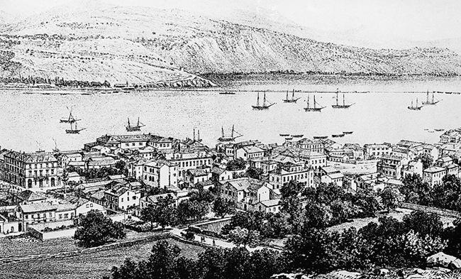 Αποτέλεσμα εικόνας για η εξέγερση της Κεφαλλονιάς του 1849