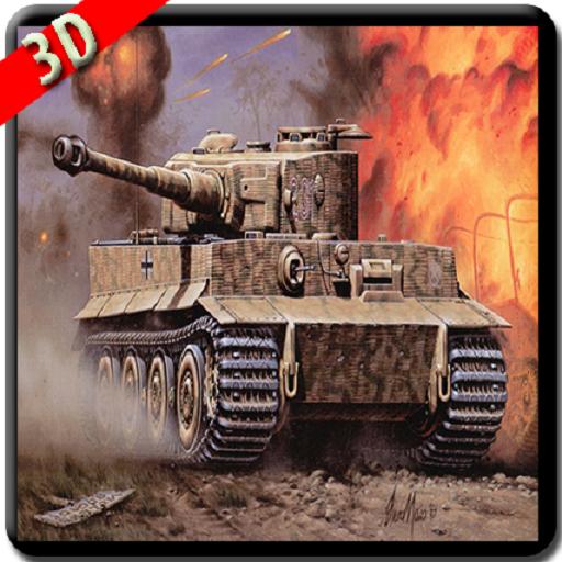 Tank Battle Fury 3D 冒險 App LOGO-APP開箱王