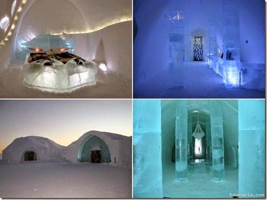 10 Stunning Ice Hotel