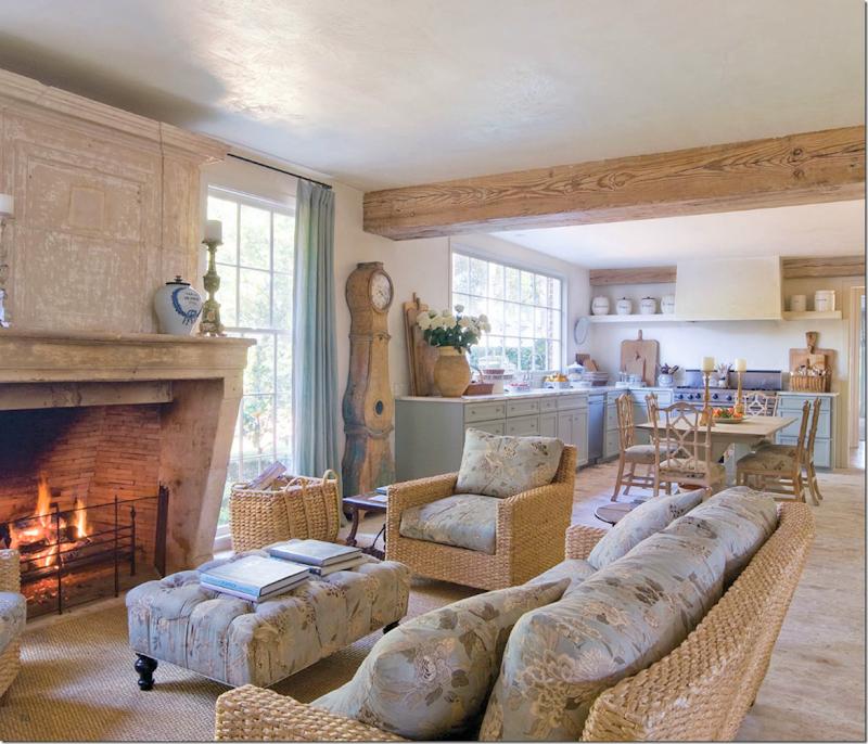 Amanda Carol Interiors White Base Colors Can: COTE DE TEXAS: CAROL GLASSER'S NEW HOUSE