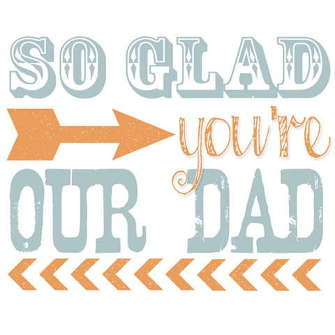 FATHERS DAY PRINTABLE OUR