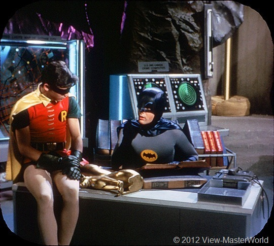 View-Master Batman (B492), Scene 17