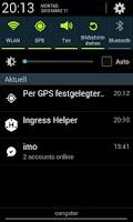 Screenshot of Ingress Helper