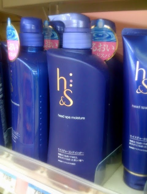 HOW TO: Find haicare products in Japan | Surviving in ...