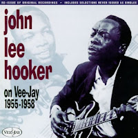 John Lee Hooker on Vee-Jay, 1955-1958