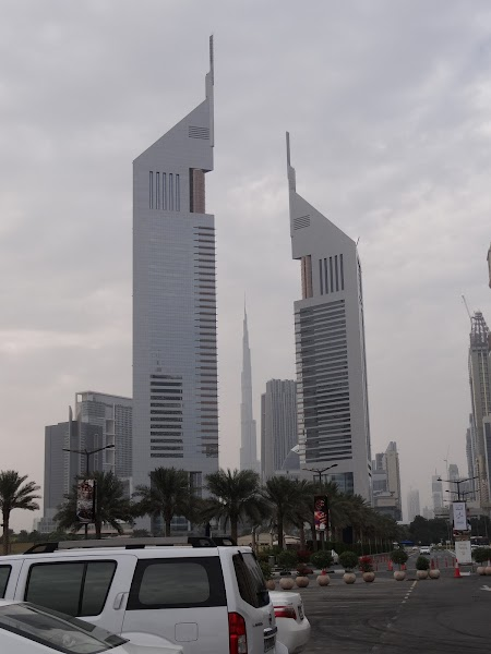 Towers of the Emirates