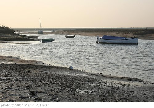 'Burnham Overy Staithe, Norfolk' photo (c) 2007, Martin P - license: http://creativecommons.org/licenses/by-nd/2.0/
