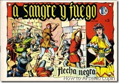 P00003 - Flecha Negra #3