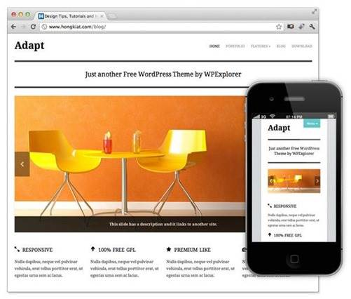 adapt-theme-wordpress