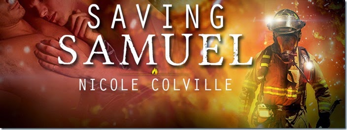 Saving Samuel Facebook Cover Art