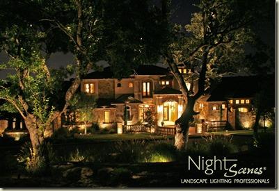Marble Falls Christmas Lights.Home Nightscenes Landscape Lighting