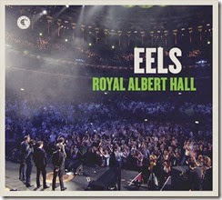 EELS Royal Albert Hall Albumcover