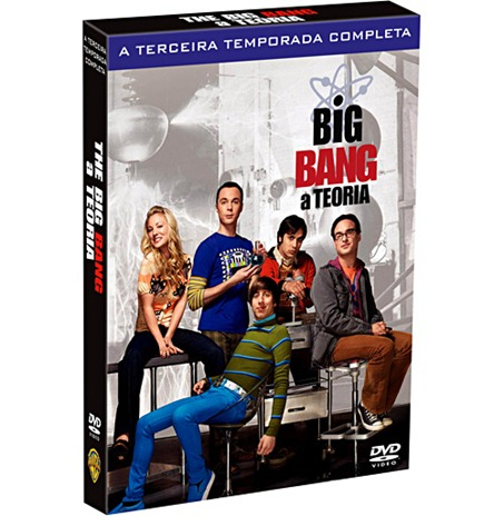 The Big Bang Theory 3ª temporada - www.seriessucessos.com