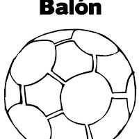 Dibujos De Balones De Futbol Para Colorear
