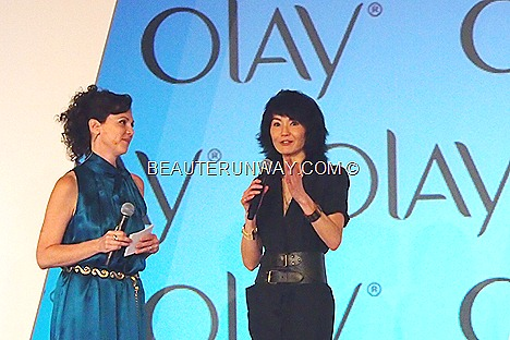 MAGGIE CHEUNG SINGAPORE OLAY REGENERIST , Olay total effect, White Radiance   OLAY AMBASSADOR AT CAPELLA HOTEL SENTOSA ok