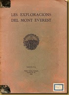 EXPLORACIONS MT EVEREST 1922016