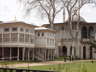 Palais Topkapi à Istanbul