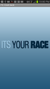 ITS YOUR RACE- screenshot thumbnail