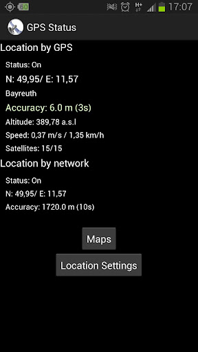 map - Create an Android GPS tracking application - Stack Overflow