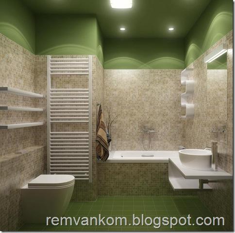 ремонт ванной комнаты 16