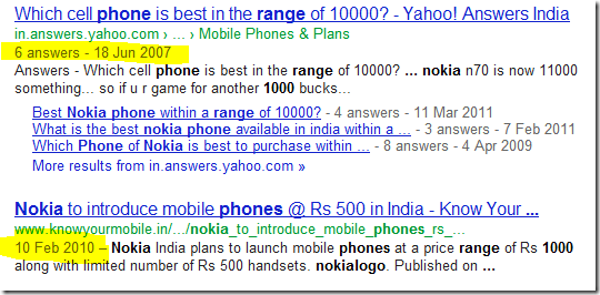 Still there are lots of things where Google can improve