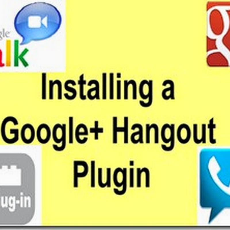 Google Talk Plugin Video Accelerator
