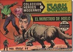P00021 - Heroes Modernos Serie B
