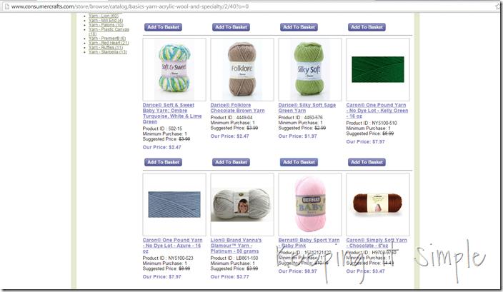 consumer crafts 4