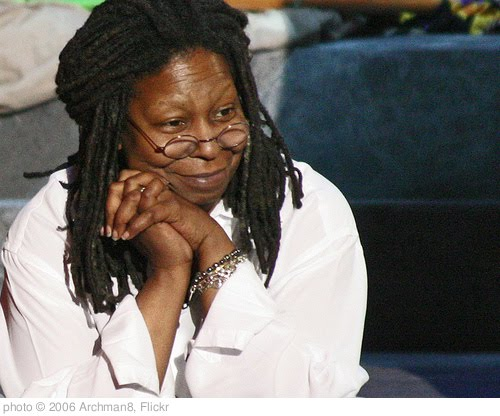 'Whoopi' photo (c) 2006, Archman8 - license: http://creativecommons.org/licenses/by-sa/2.0/
